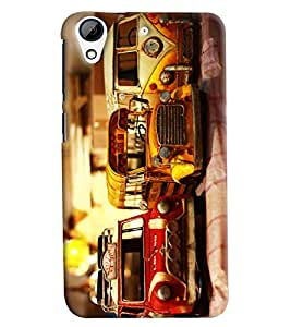 Expert Deal 3D Printed Hard Designer HTC Desire 728 Mobile Back Cover Case Cover