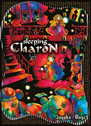 Sleeping charon Edition simple Tome 2