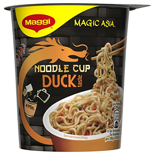 Maggi Magic Asia Noodle Cup Duck...