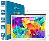 PREMYO 2 Stück Panzerglas Schutzglas Bildschirmschutzfolie Folie kompatibel für Samsung Galaxy Tab S 10.5 HD-Klar 9H Anti Kratzer Blasen Fingerabdrücke