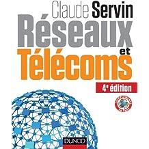 Réseaux & télécoms - 4e éd.