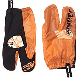 Ziener Handschuhe Covers Bike Gloves - Prenda, color naranja, talla xs