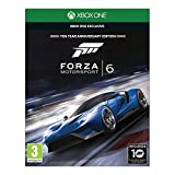 FORZA 6 TEN YEAR ANNIVERSARY EDITION XBOX ONE by Microsoft