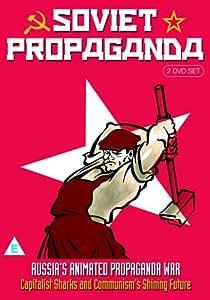 Soviet Propaganda - Capitalist Sharks and Communism's Shining Future [DVD]