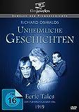 """Unheimliche Geschichten (1919) - inkl. """"Die schwarze Katze"""" von Edgar Allen Poe (Filmjuwelen)"""