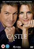 Picture Of Castle - The Complete Season 8 [DVD]