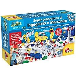 Lisciani 56286 Ingeniería Kit de experimentos Juguete y Kit de Ciencia para niños - Juguetes y Kits de Ciencia para niños (Ingeniería, Kit de experimentos, 7 año(s), 12 año(s),, Caja)