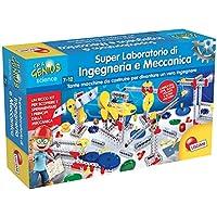 Lisciani Giochi I'm A Genius Piccolo Genio Super Laboratorio di INGEGNERIA E Meccanica, 56286