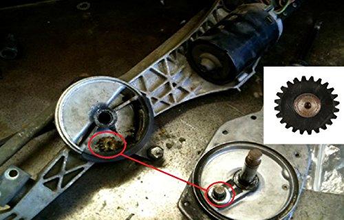 W140 pare-brise essuie-glaces Transmission Gear de remplacement 1991–1999