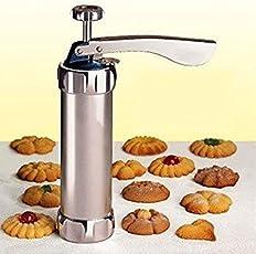 Cartshopper Cookie Biscuits Mold Press Machine Cake Decorating Biscuit Maker Set Baking Pastry Bakeware Kitchen Tools Cookie Mold