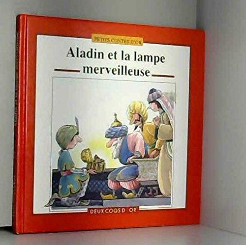 Aladin et la lampe merveilleuse (2 Coqs Div.Pet.) (Pet-lampe)