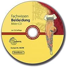 Fachwissen Bekleidung Bilder-CD (Einzellizenz)