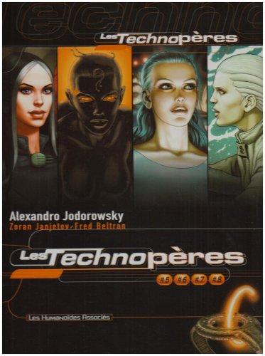 Les Technopères : Coffret tomes 5 à 7 ( avec emplacement pour le tome 8 )