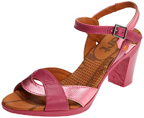 Art Damen 0279 Memphis Rio Peeptoe Sandalen, Pink (Magenta), 40 EU