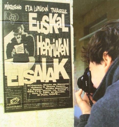 Periodistas en la Diana*30 años amenaza terrorista a medios comunicaci por Gabriel Sanchez