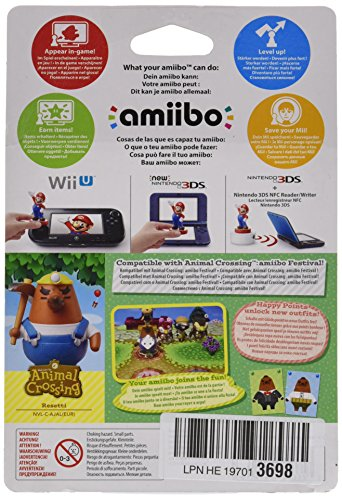 Animal Crossing amiibo: Resetti - 2