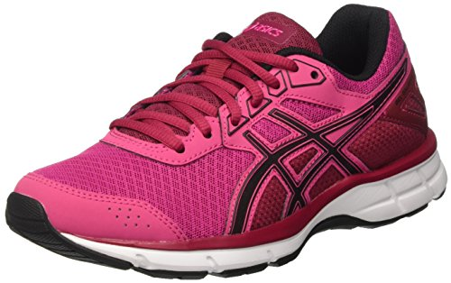 Asics Gel-Galaxy 9, Zapatillas de Gimnasia para Mujer, Rosa (Sport Pink/Black/Cerise), 38 EU