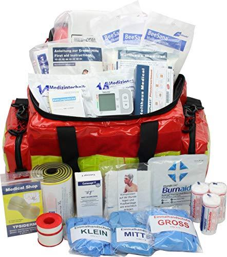 Erste Hilfe Notfalltasche für Sportvereine und Freizeit aus Plane von Team Impuls
