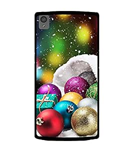 Vizagbeats Festival Decorative Balls Back Case Cover for OnePlus X