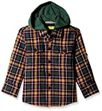 Gini & Jony Baby Boys' Shirt (121012288995 1283_Orange_9-12 months)