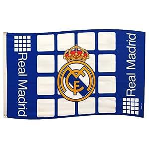 Real Madrid Fahne