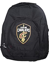 Forever Collectibles NBA Cleveland Cavaliers Back To School Backpack Black Bag Rucksack Tasche
