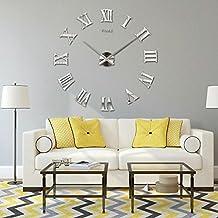 horloge murale en chiffre romain