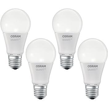 Osram Smart + CLASSIC a, LED de la bombilla con casquillo E27, Equivalente a
