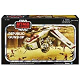 Star Wars Vintage Collection Republic Gunship Vehicle by Hasbro