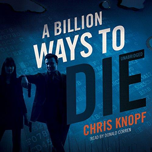 A Billion Ways to Die  Audiolibri