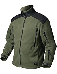 Helikon Liberty Fleece Jacket Olive/Black