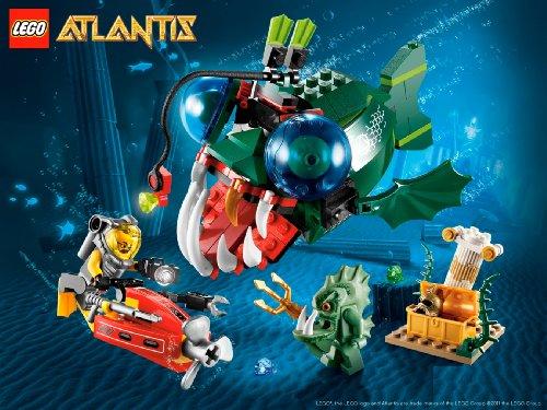 Imagen 4 de LEGO Atlantis 7978 - Ataque al Pescador (ref. 4584112)