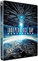 Independence Day : Resurgence - (édition Boîtier Steelbook) [Blu-ray]