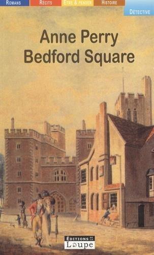 Bedford Square par Anne Perry