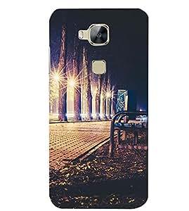 "NIRANG High Quality Printed Desinger Back Case Cover For ""Huawei G8"""