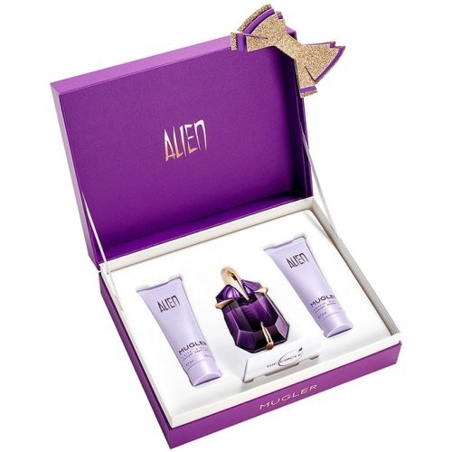 SET ALIEN EDP. 30ML. SP.+ B. LOTION 50ML.+S. GEL50ML. #0558