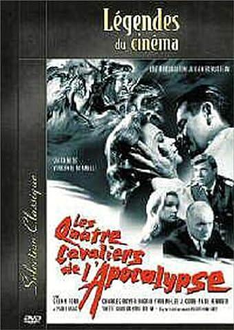 Cavalier Noir Dvd - Les Quatre cavaliers de