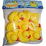 Kandy toys - 9 paperelle per vasca da bagno