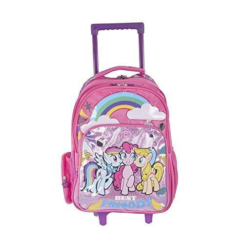 Mein kleines Pony-glitzernde fahrbare Trolley-Tasche -