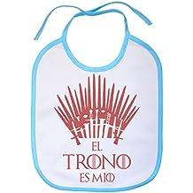 Babero Game Of Thrones Juego de Tronos El trono es mío