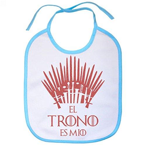 Babero Game Of Thrones Juego Tronos El trono es mío