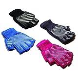 Clothes Old Navy Best Deals - stargoods Yoga Antideslizantes-Pack de 4pares de guantes para entrenamiento y ejercicios