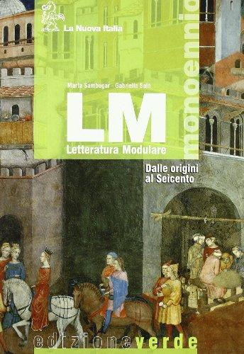 LM. Ediz. verde. Per gli Ist. professionali