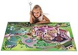 House Of Kids 11228-E3 - Playmat Quadri Princess Connect, 100 x 150 cm
