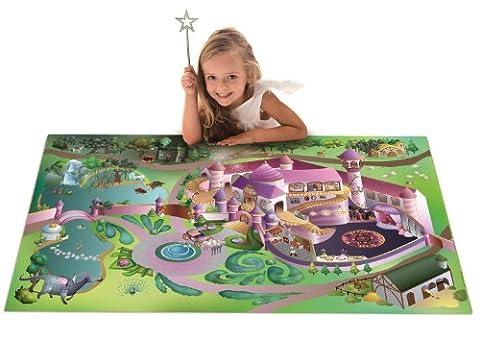 House Of Kids - 11228-e3 - Quadri - Tapis De Jeu - Princess Connect - 100 X 150 Cm