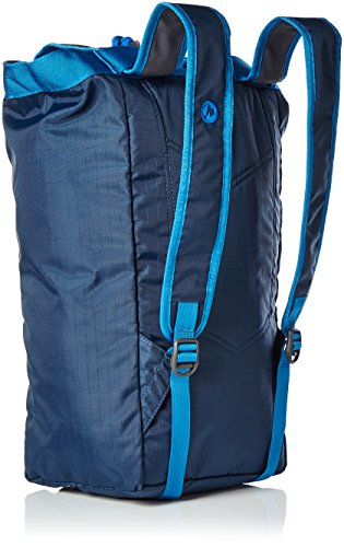 Marmot Unisex Urban Hauler Med Rucksack Vintage Navy/Cobalt Blue
