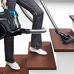 Bosch Staubsauger beutellos Clean´n Serie 2 BGC05A220A, Bodenstaubsauger, Bodendüse für Parkett, Teppich, Fliesen…
