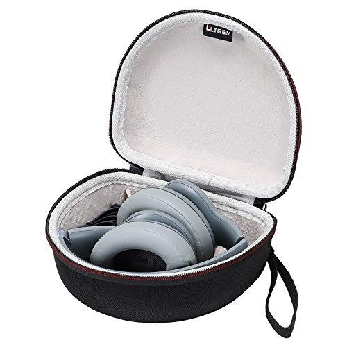 LTGEM EVA Coque rigide pour Ecouteurs sans fil Bluetooth autour de l'oreille avec JBL E45BT / JBL E55BT / JBL Everest 300
