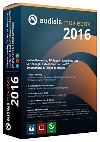Audials Moviebox 2016 -