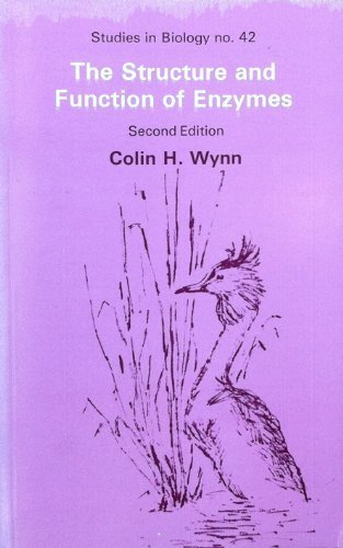 The Structure and Function of Enzymes (Studies in Biology)